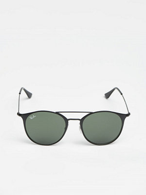 Ray-Ban RB3546 High Street Matte Black/Green