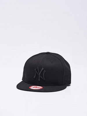 Kepsar - New Era MLB 9 Fifty New York Yankees Black on Black