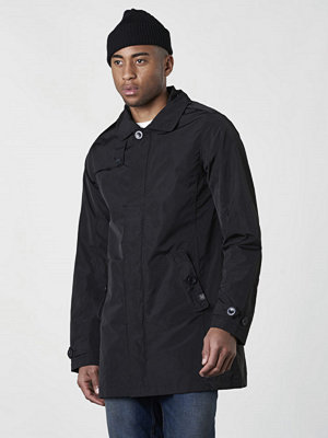 Marccetti Fabio Car Coat Black