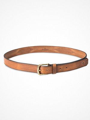 Bälten & skärp - Morris Leather Belt Brown