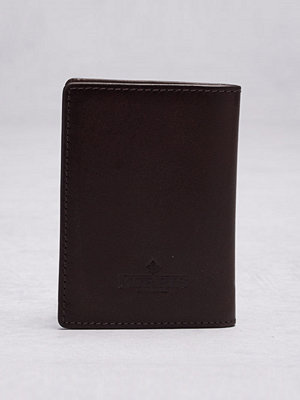 Plånböcker - Morris Morris Business Cardholder 0004 Dark Brown
