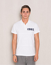 Hilfiger Denim Batch Polo 5 100 White