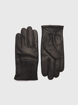 Handskar & vantar - Adrian Hammond Cliff Leather Gloves Black