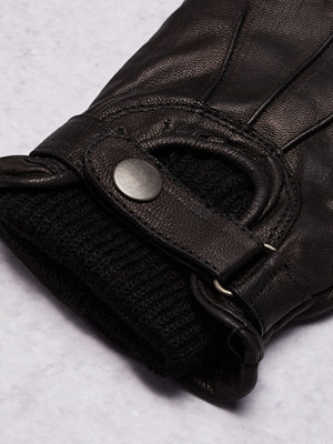 Marccetti Pascal Leather MC Gloves Black