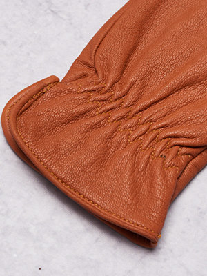 Handskar & vantar - Marccetti Pietro Leather Gloves Cognac