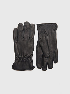 Marccetti Pietro Leather Gloves Black