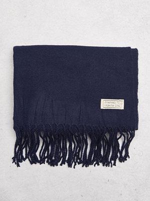 Halsdukar & scarves - Journal Objects Ltd Peter Scarves Navy