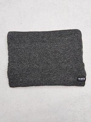 Halsdukar & scarves - William Baxter Paul Scarf black/grey