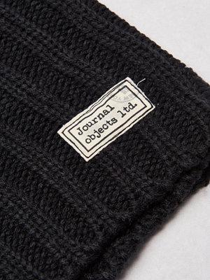Halsdukar & scarves - Journal Objects Ltd Andrew Tube Black