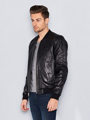 Jackor - BLK DNM Leather Jacket 81 Black