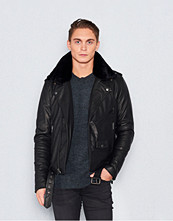 Jackor - BLK DNM Leather Jacket 5 Black