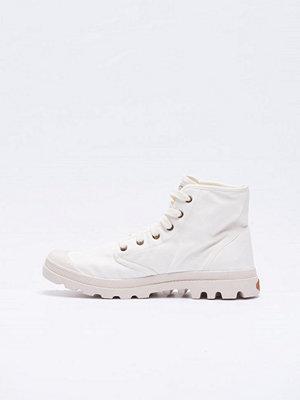 Sneakers & streetskor - Palladium Pampa HI 112 Marsmellow M