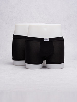 Frank Dandy 2-Pack Bamboo Trunk Black