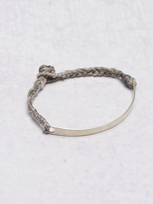 Smycken - Nic & Friends Dean Bracelet Grey