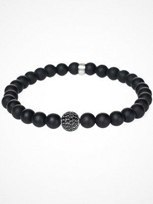 Smycken - Thomas Sabo A1353 Pearl Black