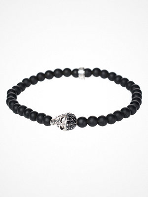 Smycken - Thomas Sabo A1270 Scull Black