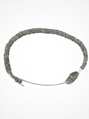 Smycken - Nic & Friends Steve Bracelet Grey