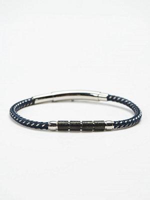Smycken - by Billgren Bead Bracelet 8980 Blue