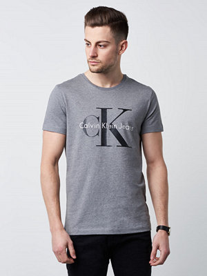 Calvin Klein Jeans Tee Re - Issue 025 Grey