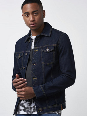 Clay Cooper Pier Denim Jacket Rinse Wash
