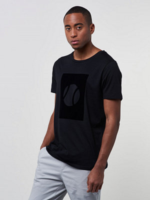 T-shirts - Mouli Quentin Tee Black