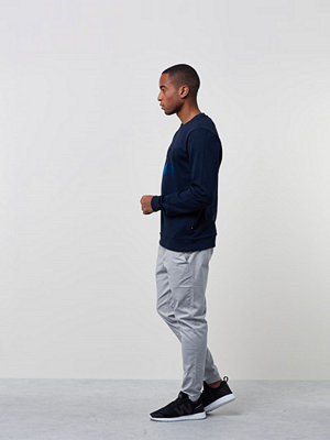 Tröjor & cardigans - Mouli Ruben Sweat Blue Navy