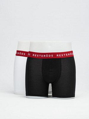 Resteröds 2-pack Sven Boxer 0109 White/Black