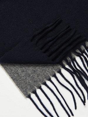 Halsdukar & scarves - Tiger of Sweden Dardel 09E Blue