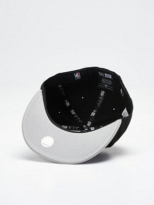 Kepsar - New Era 59 Fifty Brooklyn Nets Black