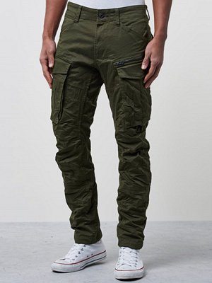 Byxor - G-Star Rovic Zip 3D Tapered Green