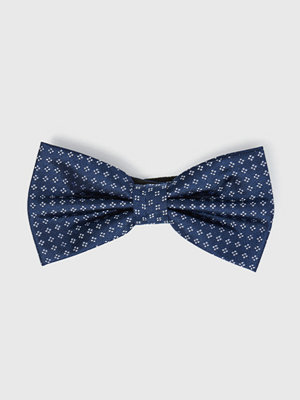Flugor - Marccetti Simo Bow Tie Mini Dot Blue
