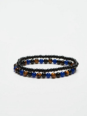 Smycken - Smash 2-pack Bracelet Blue