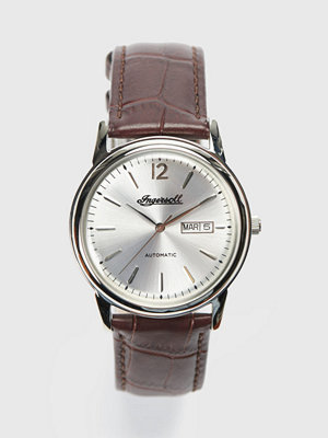 Klockor - Ingersoll 1892 The New Haven Automatic Silver