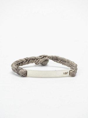 Smycken - Nic & Friends Charlie Bracelet Grey