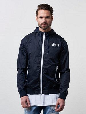 Adrian Hammond Clark Jacket Navy