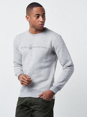 Tröjor & cardigans - Sail Racing Bowman Sweater 925 Grey Melange
