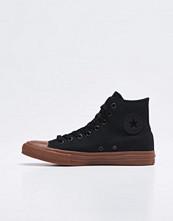 Sneakers & streetskor - Converse Chuck Tailor 2 Hi Black /Gum