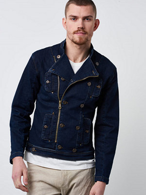 Jeansjackor - Castor by Castor Pollux Denimus Denim Jacket