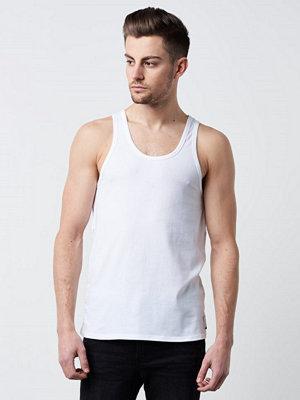 Linnen - Calvin Klein Underwear 2-pack ID Tank White