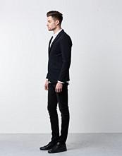 Kavajer & kostymer - Scotch & Soda Chick Jersey Blazer 0217 Combo A