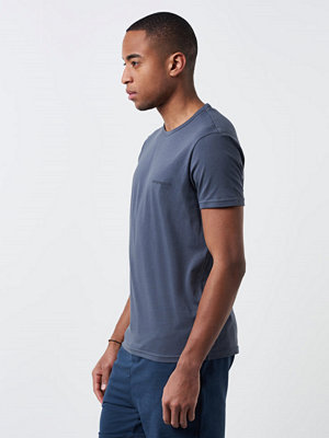 T-shirts - Armani Stretch Cotton Tee Anthracite Grey