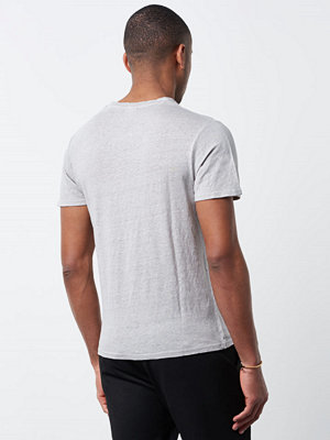 T-shirts - NN07 Elmer Tee 910 Light Grey