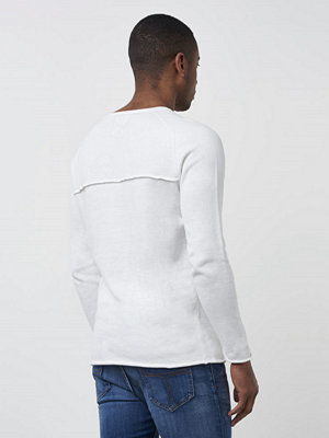Tröjor & cardigans - Clubs and Spades Svante Knit White