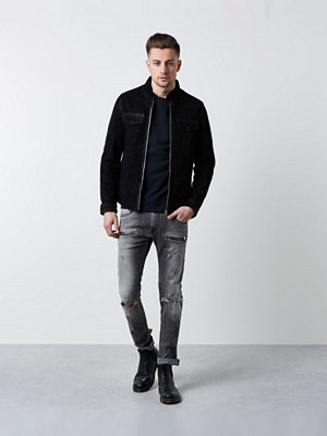 Jackor - Just Junkies Rolf Suede Black