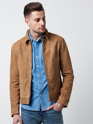 ROCKANDBLUE Ghost Jacket Suede 0151 Tan