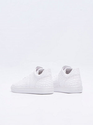 Sneakers & streetskor - Jim Rickey Cloud Desert White Mono
