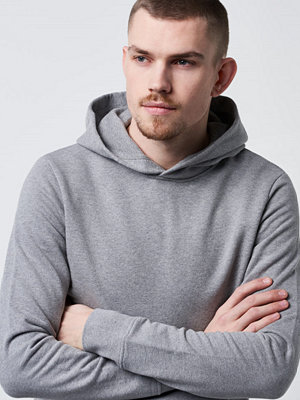 WESC Mike Hooded Grey Melange
