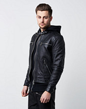 Jackor - Wreckless Rage Jacket Black