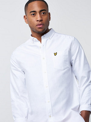 Skjortor - Lyle & Scott Oxford Shirt White