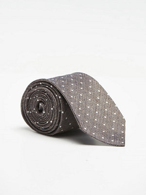 Slipsar - Amanda Christensen Black Collection 8 cm 4 Brown